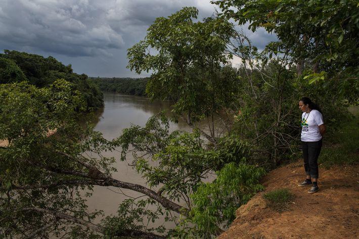 Para Malu Ribeiro, especialista em recursos hídricos da SOS Mata Atlântica, a recuperação da vegetação ciliar ...