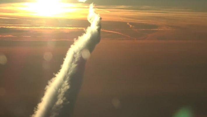 Rastros de aviões