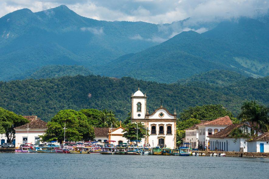 Com natureza e cultura, Paraty é o primeiro Patrimônio Mundial Misto no Brasil