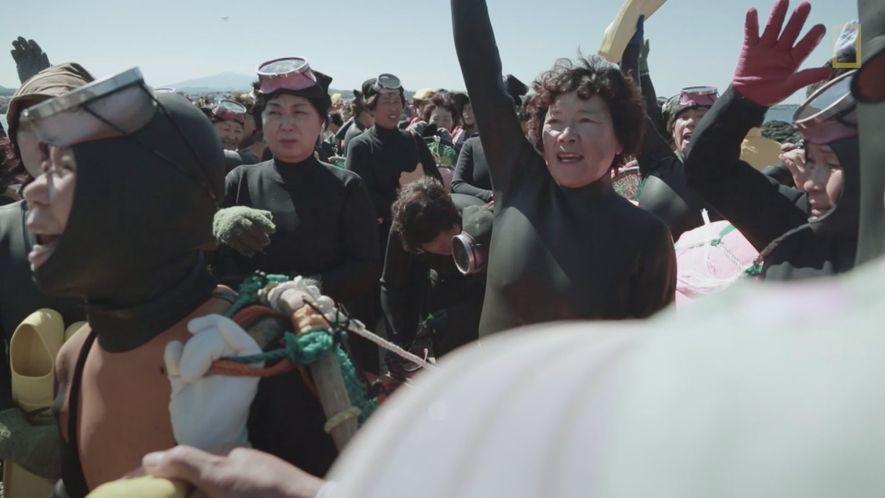 Haenyeo: A Força do Mar: Entrevista com os criadores