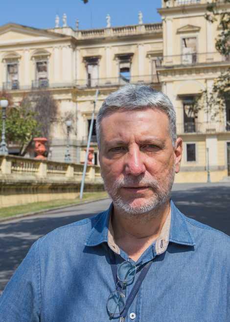 Marco Aurélio Marques Caldas é museólogo pesquisador da Universidade Federal do Rio de Janeiro no Museu ...