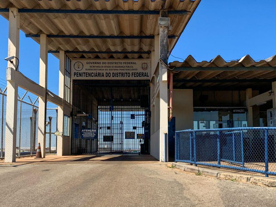 Nos presídios de Brasília, agentes penitenciários são 25% dos infectados pelo novo coronavírus