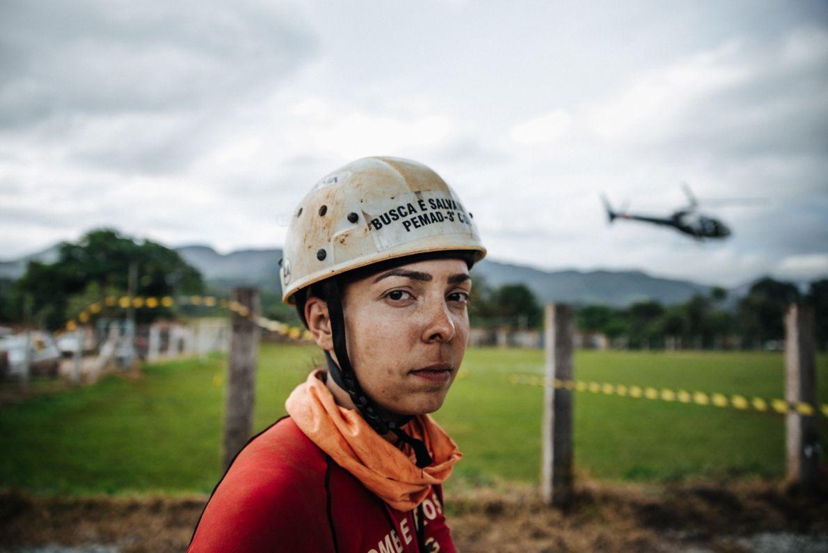 Primeira tenente Silvane Priscila Adonay Martins Andrade
