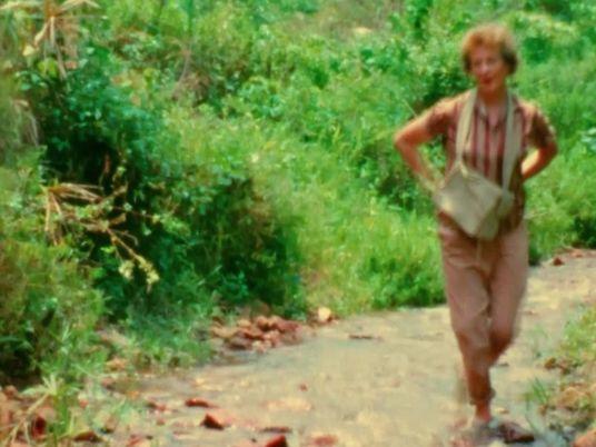 Jane Goodall fala sobre sua grande companheira de viagem, sua mãe