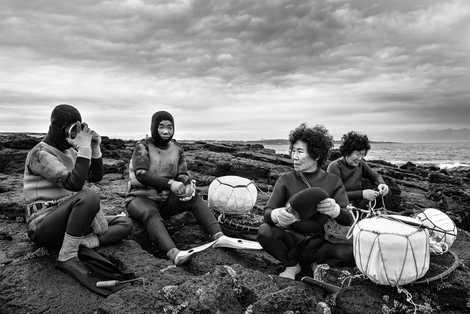 Haenyeo, Mulheres do Mar: uma tradição secular mantida por senhoras coreanas