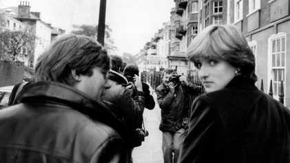 O outro lado da história de Princesa Diana
