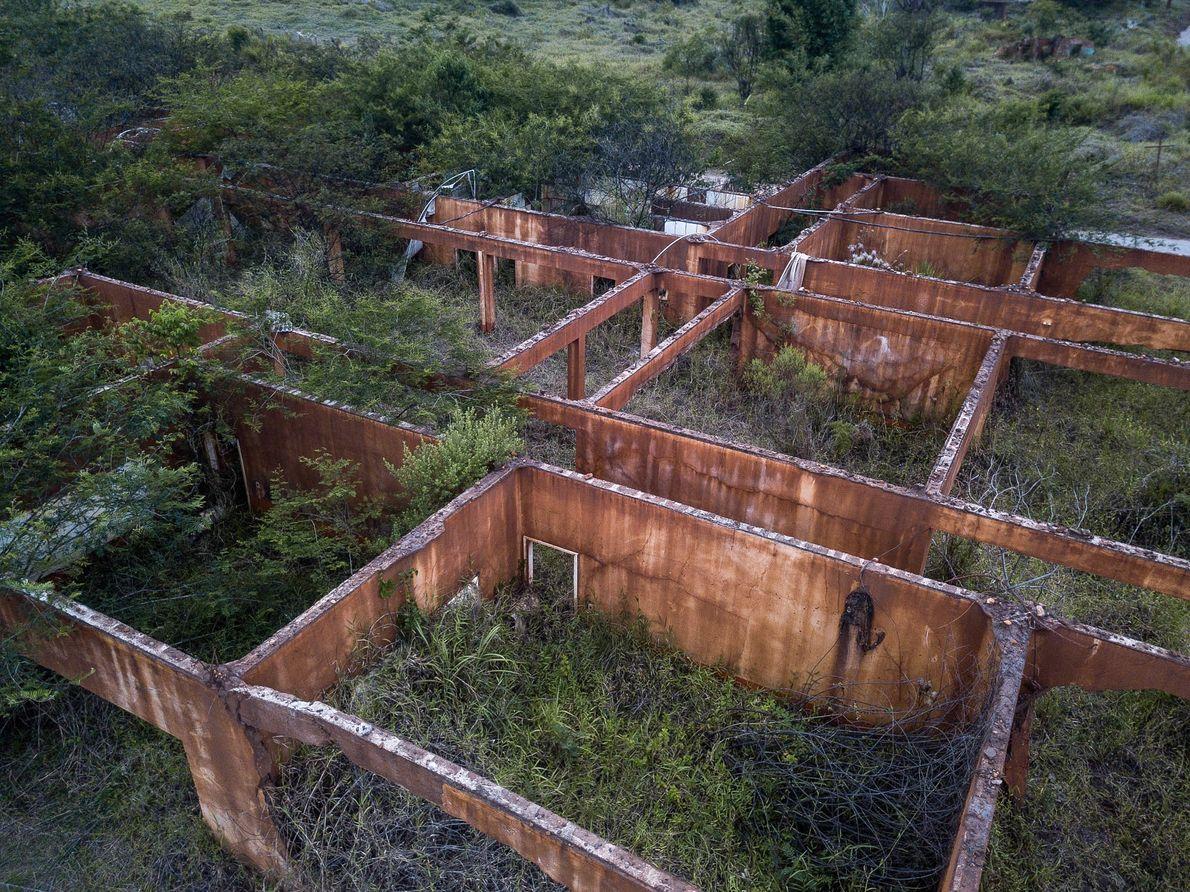 Bento Rodrigues tinha uma população de cerca de 600 pessoas que viviam em 220 casas. A ...
