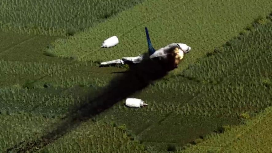 Mayday! Desastres Aéreos: Herói por acaso