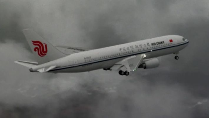 Mayday! Desastres Aéreos: Tempo Instável