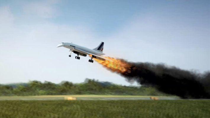 Mayday! Desastres Aéreos: A Queda de um Supersônico