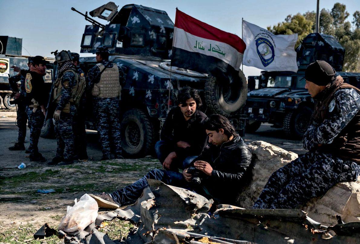 fotografia-de-guerra-iraque-mossul