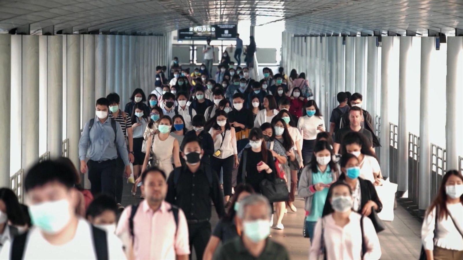 Coronavírus: Alerta Ambiental, no National Geographic