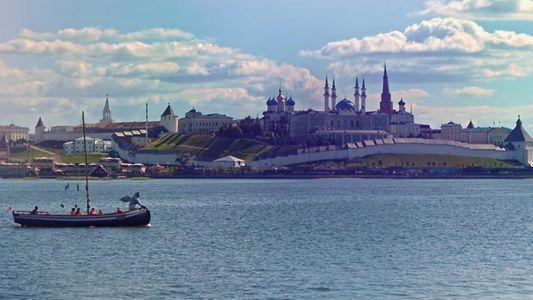 Cidades sede: Kazan