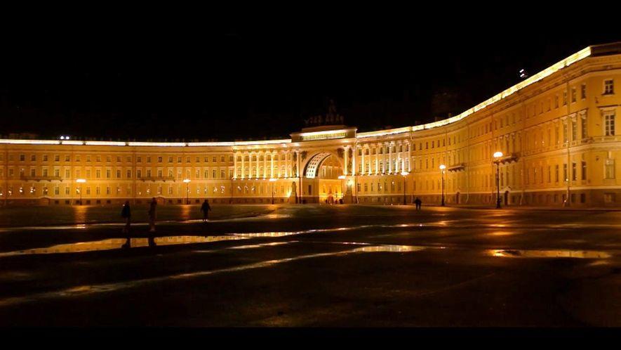 Cidades sede: São Petersburgo