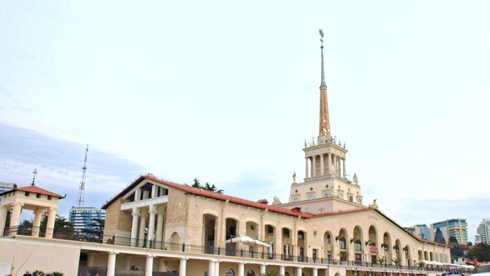 Cidades sede: Sochi