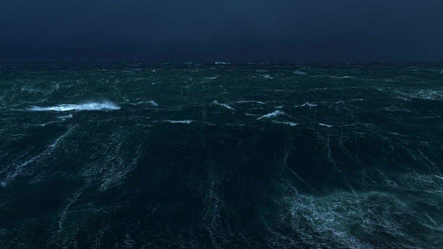 Como sobreviver no oceano?