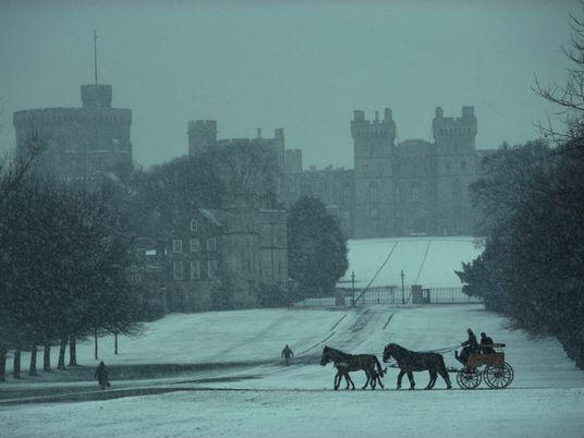 A vida de príncipe Philip, Duque de Edimburgo, em fotos
