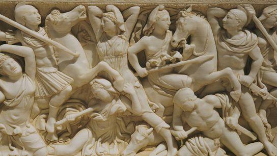 amazonas gregas