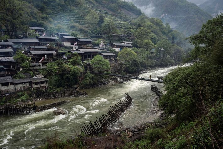 Rio Nu, China