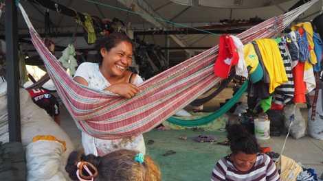 Olhar de dentro: jovens imigrantes venezuelanos fotografam a vida no Brasil