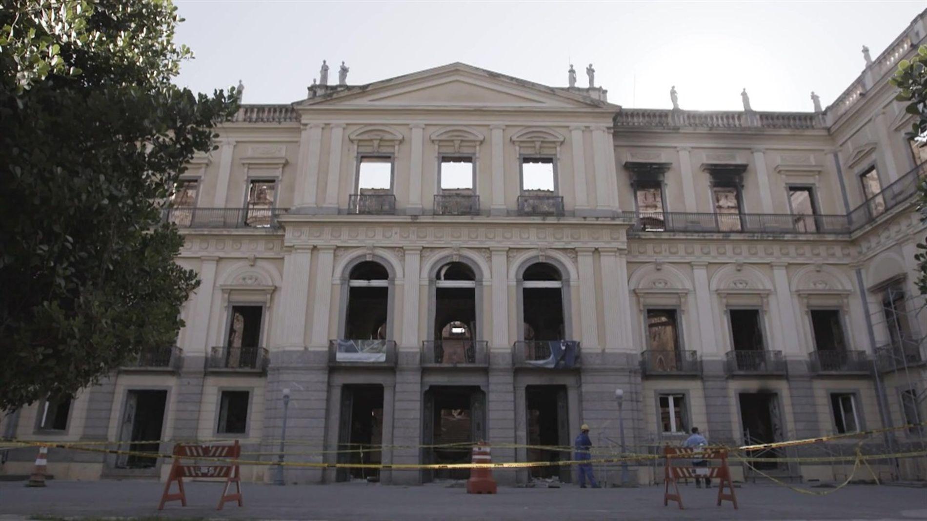 O Incêndio no Museu Nacional: Tragédia para a ciência