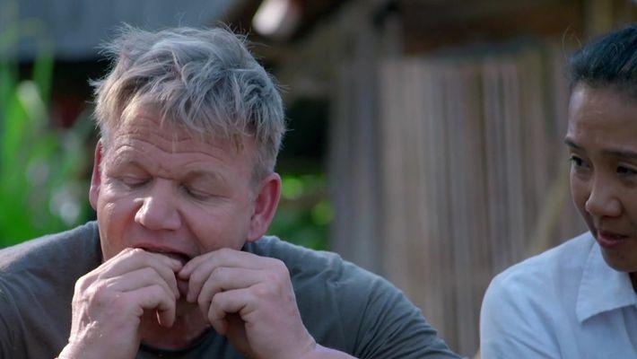 Sabores Extremos com Gordon Ramsay