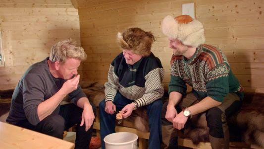 Algo não cheira bem na Noruega - e Gordon Ramsay quer saber o que é