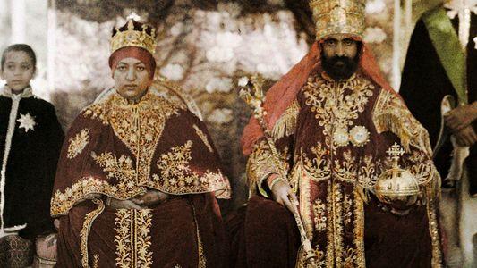 Fotos antigas da realeza de países ao redor do mundo