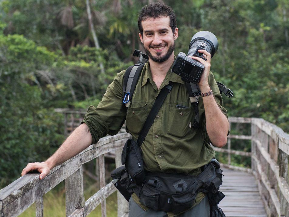 Pedro Peloso e sua expedição exploratória no coração da Amazônia