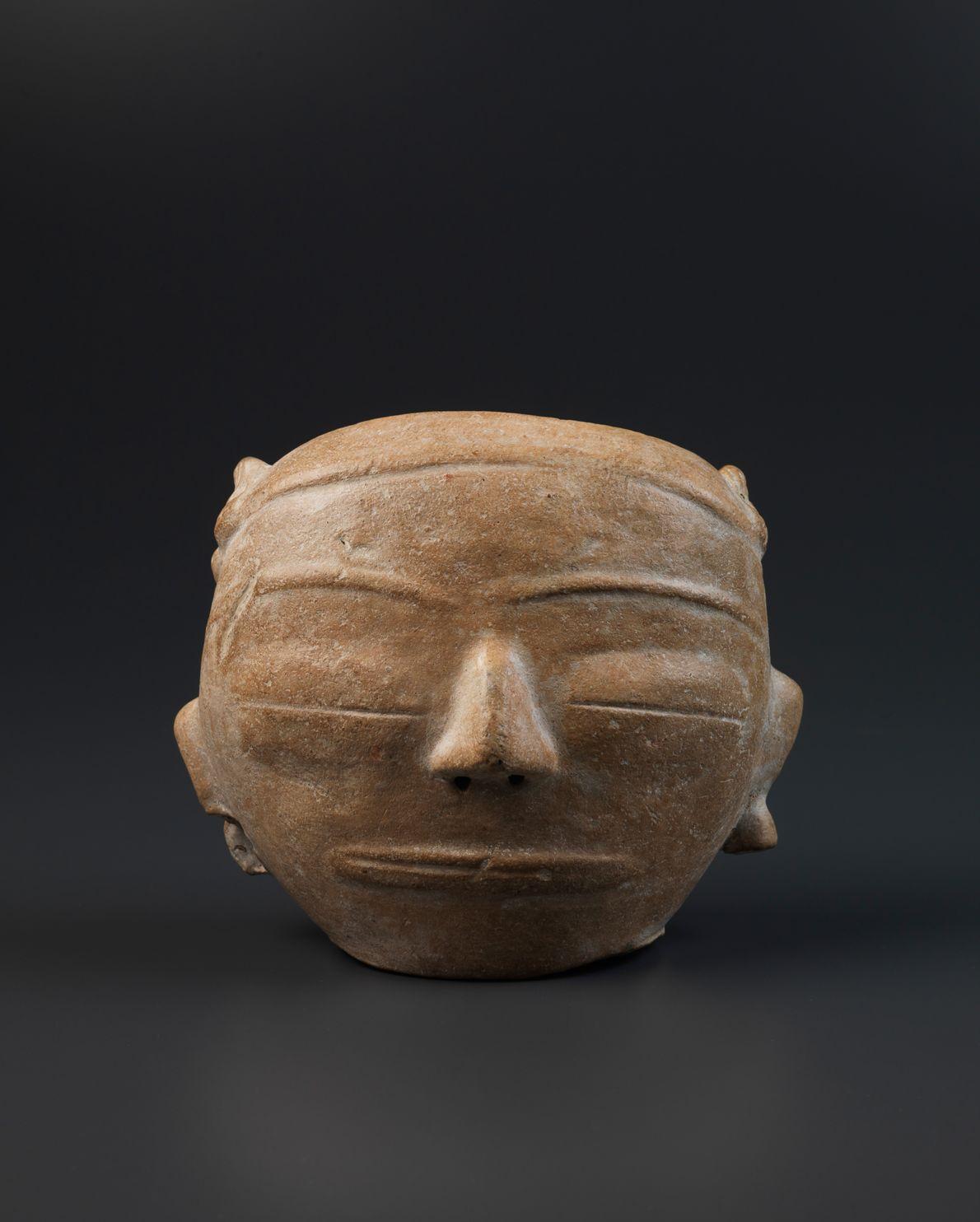 Cerâmica da cultura tapajônica