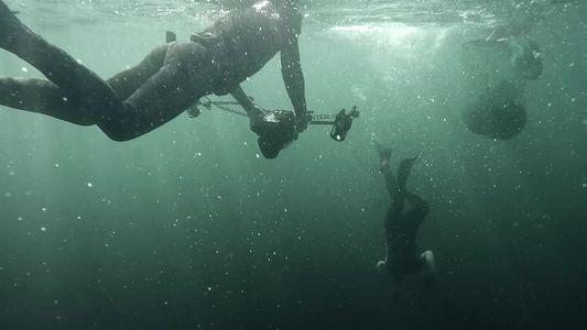 Haenyeo: Fotografia submersa
