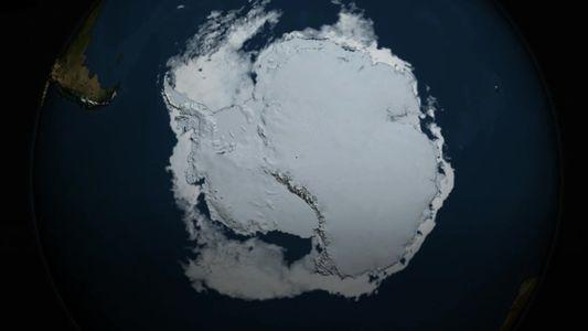 Contração e expansão do gelo ártico