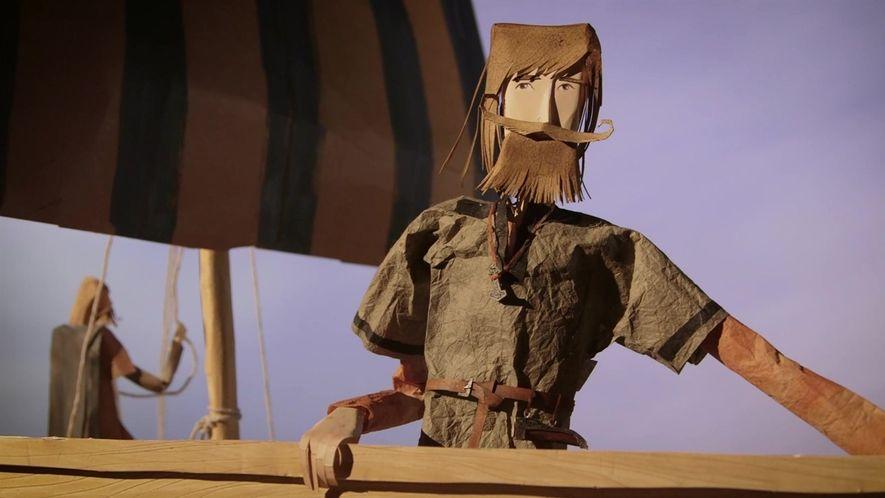 Como era a vida dos Vikings?