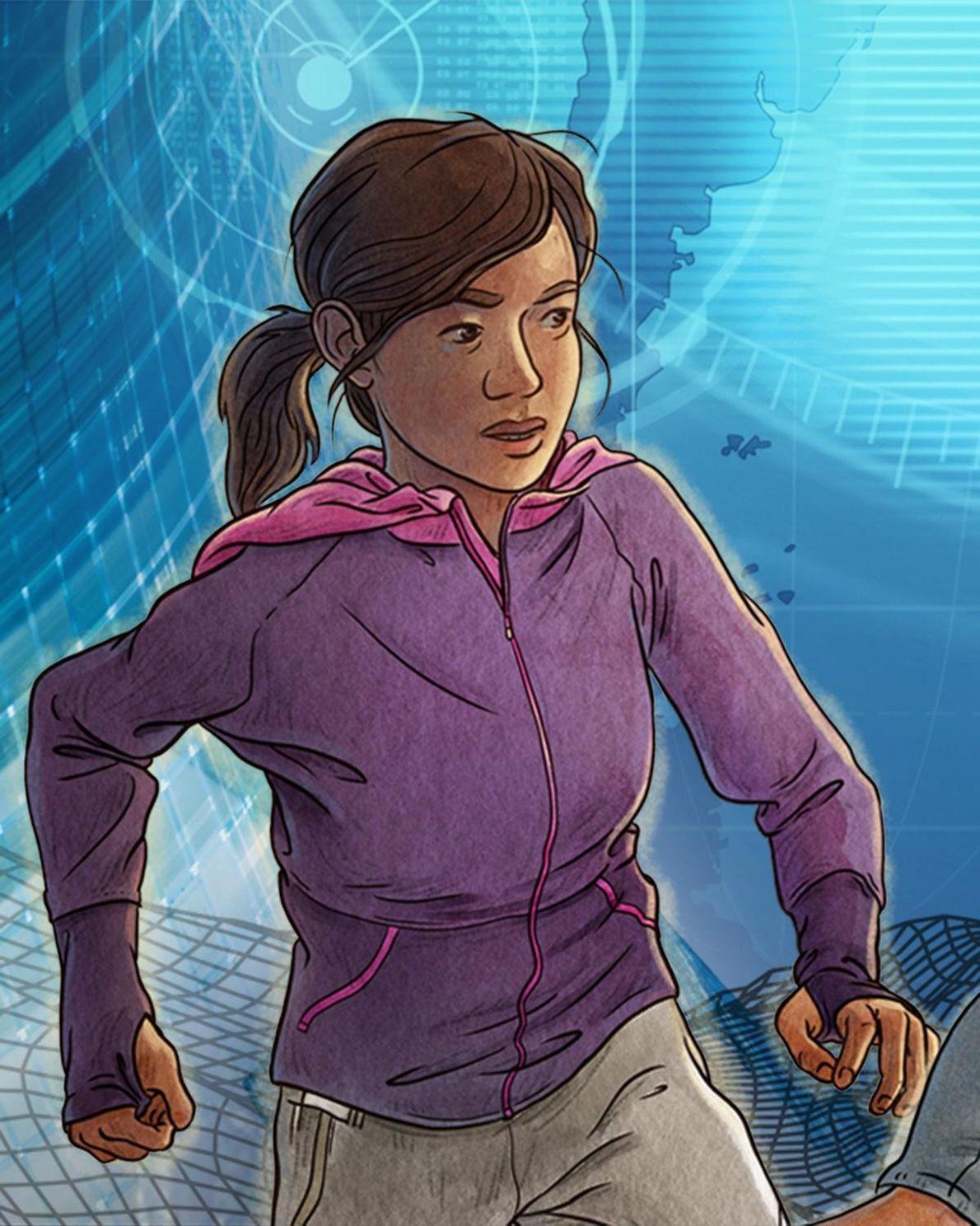 Sailor York é inteligente, competitiva, leal e corajosa, e está disposta a enfrentar qualquer perigo para …