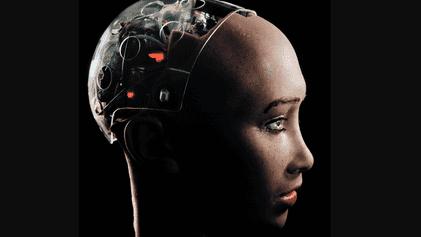Conheçam Sophia, a robô que parece quase humana