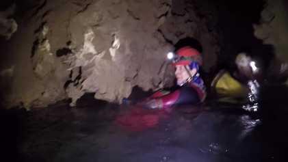 Exploradores entram em uma das maiores cavernas do mundo e passam apuros