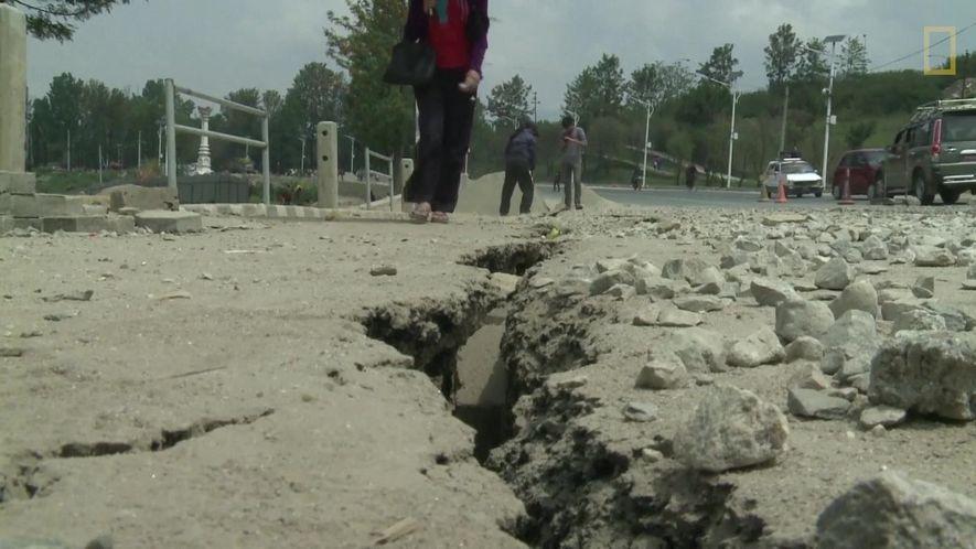 Terremotos causados por atividade humana