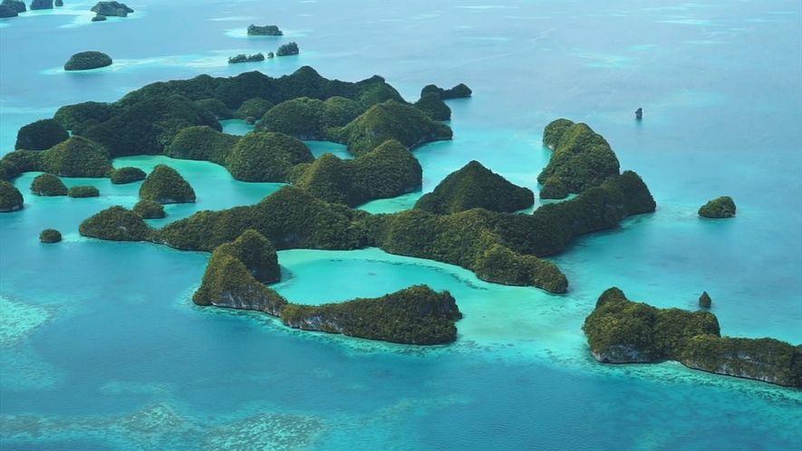 Conheça o inédito compromisso com o ecoturismo exigido para entrar no Palau