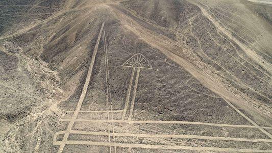Viaje por cima das incríveis linhas de Nasca, no Peru, com uma visão impressionante