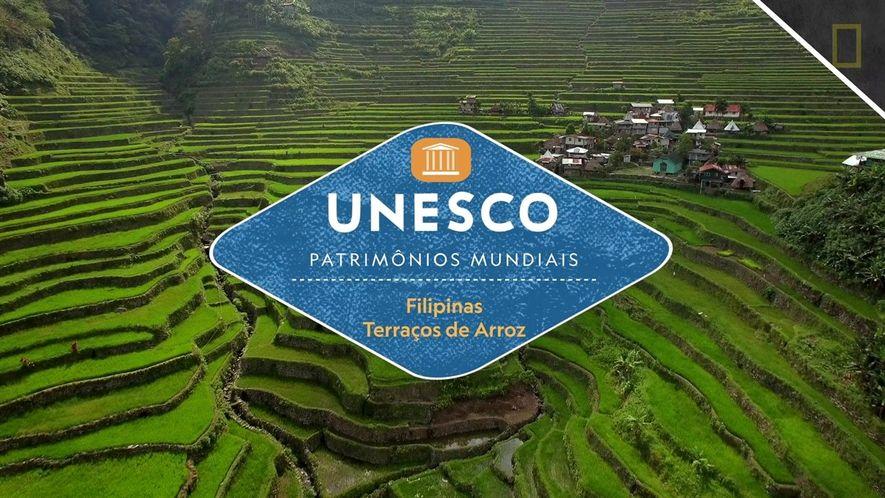 Sobrevoe os deslumbrantes terraços de arroz das Filipinas