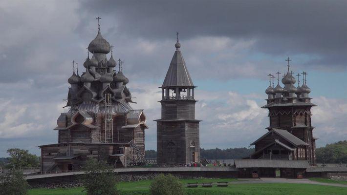 Estas igrejas de madeira do séc. 18 foram construídas sem um único prego – veja como