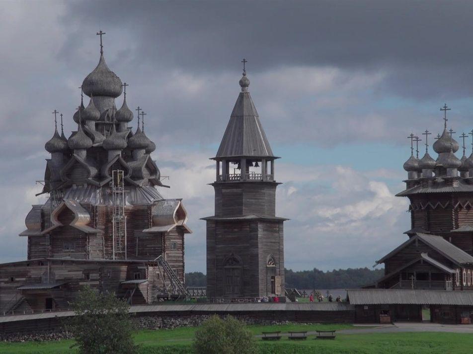Estas igrejas de madeira do século 18 foram construídas sem um único prego