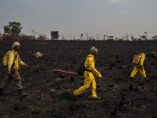 Chapada dos Veadeiros – antes e depois do maior incêndio de sua história