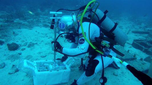 A Vida em Um Milhão de Anos: Astronautas em oceano profundo