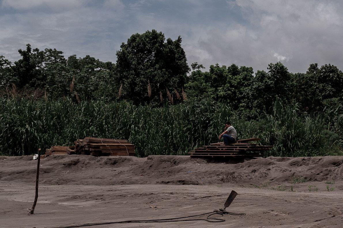 madeira ilegal amazonia peruana