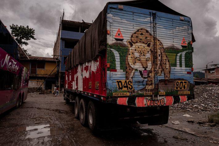 madeireira ilegal peru amazonia