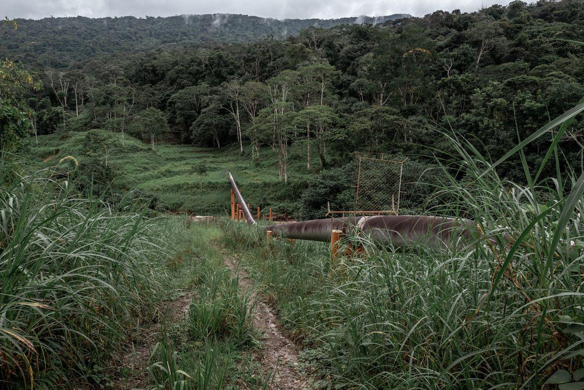 oleoduto amazonia peruana