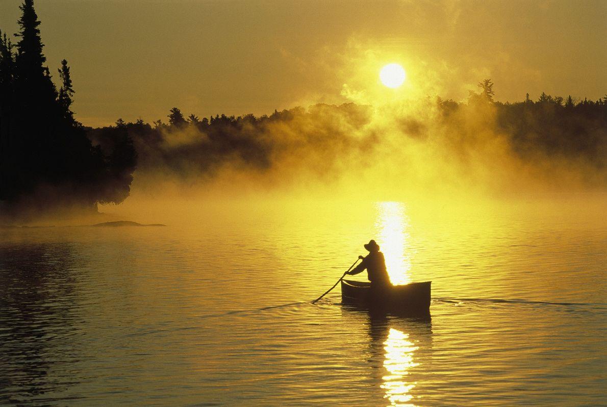 Canoe Minnesota's Boundary Waters