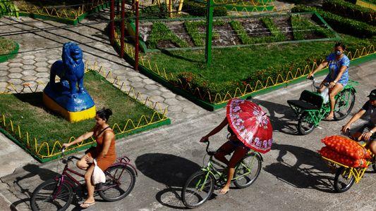 Afuá, a cidade das bicicletas na Amazônia