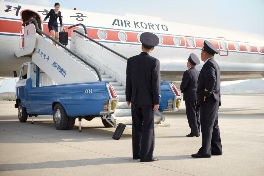 Veja por dentro dos aviões soviéticos vintage da Coreia do Norte